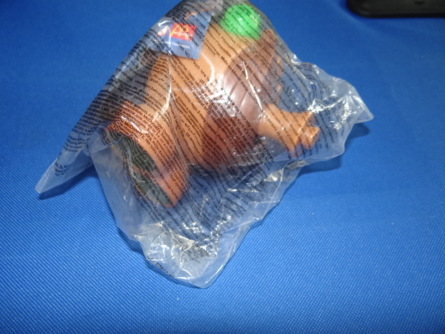 McDonalds Treasure Planet B.E.N.'S Head Toy From 2003 New