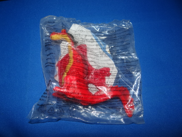 McDonalds How To Train Your Dragon 2 Hookfang Toy From 2014 New
