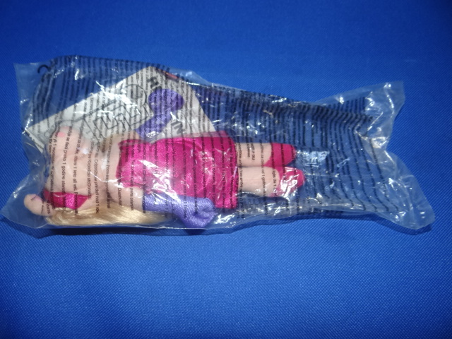 McDonalds The Muppet Show 25 Years Miss Piggy Toy From 2002 New