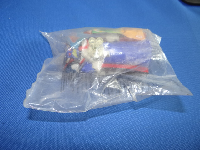 McDonalds Toy Story 2 Emperor Zurg Toy From 2000 New