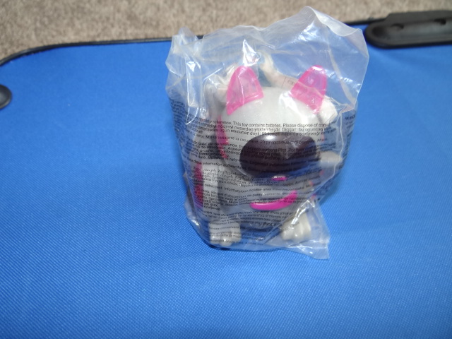 McDonalds Robo-Chi Meow-Chi Toy From 2001 New
