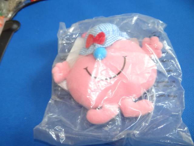 McDonalds Mr Men & Little Miss Little Miss Lucky Toy From 1999 New
