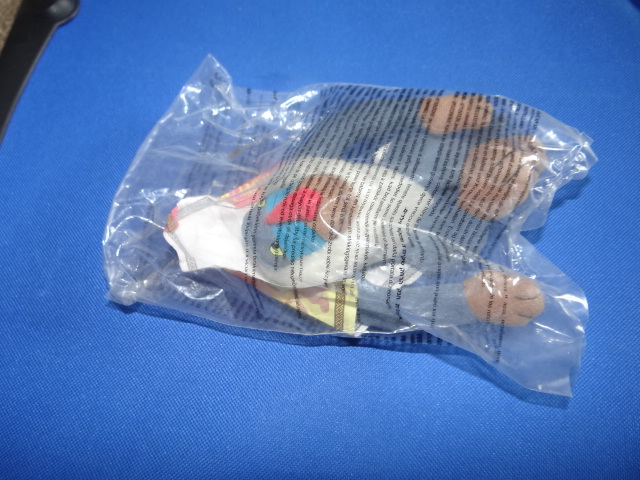 McDonalds The Lion King 2  - Simba's Pride Rafiki Toy From 1998 New