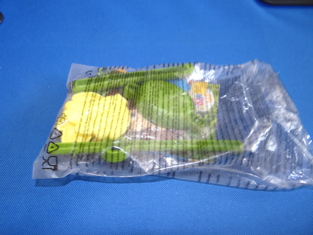 McDonalds Planet Cook Monkey Scales Toy From 2009 New