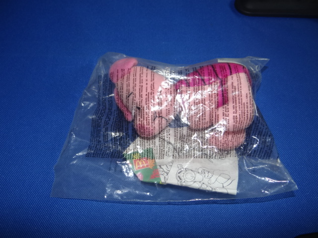 McDonalds Winnie The Pooh Piglet Toy From 1998 New