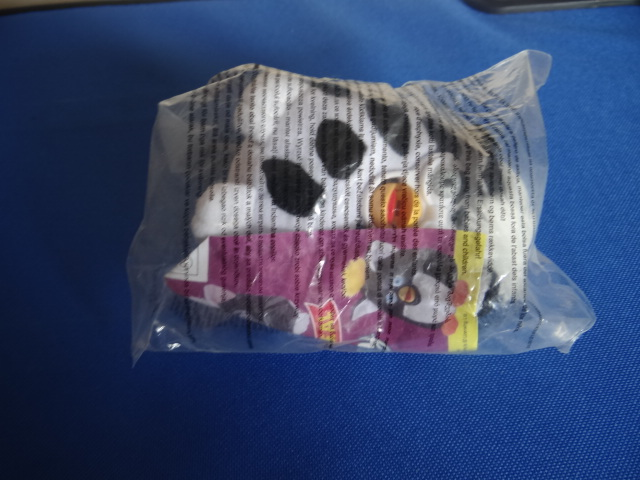 McDonalds Furby Koh Koh - Grey Eyes Toy From 2000 New
