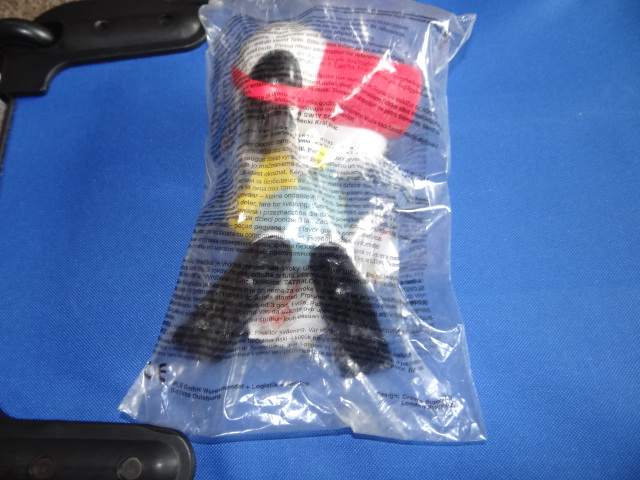 McDonalds Snoopy 50th Anniversary Scuba Diver Toy From 2000 New
