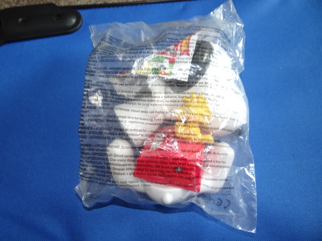 McDonalds Snoopy 50th Anniversary Literacy Ace Toy From 2000 New