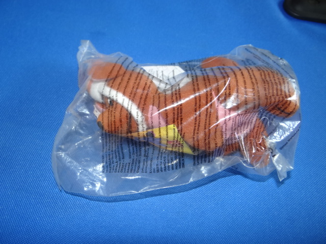 McDonalds The Tigger Movie Kanga Toy From 2000 New