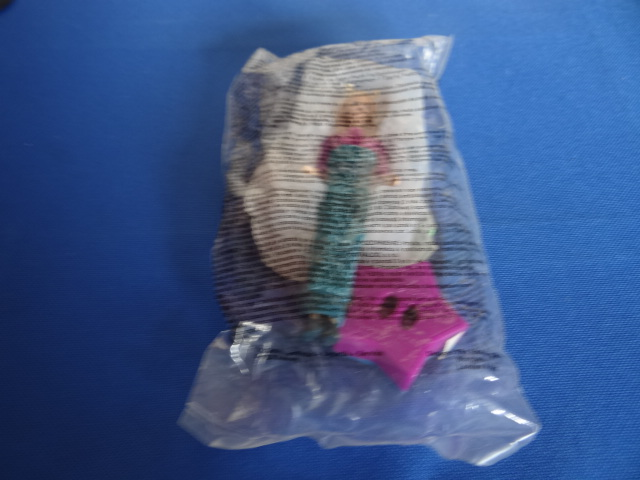 McDonalds Barbie Hollywood Nails Barbie Toy From 2000 New