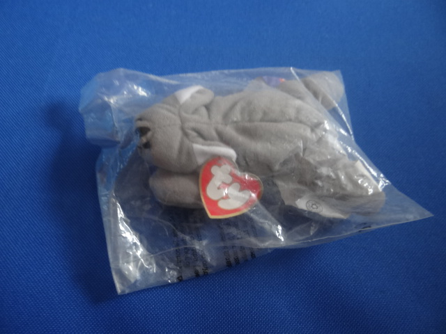 McDonalds TY Teenie Beanie Babies Mel Toy From 1993 New