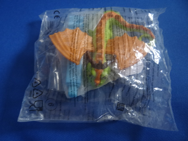 McDonalds How To Train Your Dragon 2 Terrible Terror Toy From 2014 New