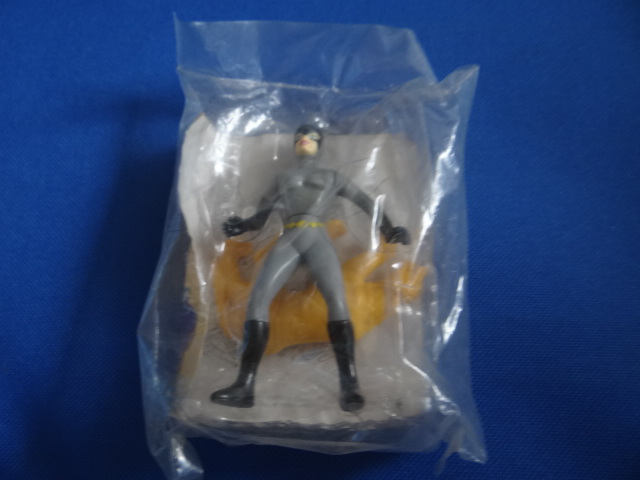 McDonalds Batman Catwoman With Panther Toy From 1994 New