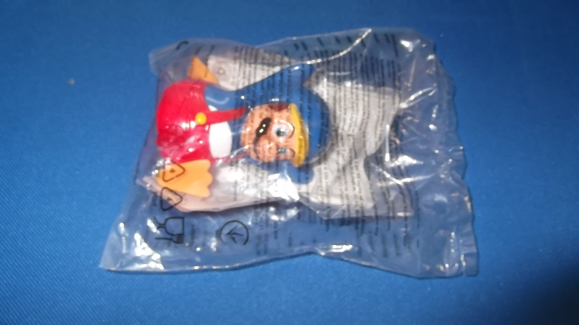 McDonalds Super Mario Penguin Mario Toy From 2015 New