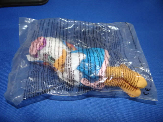 McDonalds Disneyland Paris Daisy Duck Toy From 2000 New