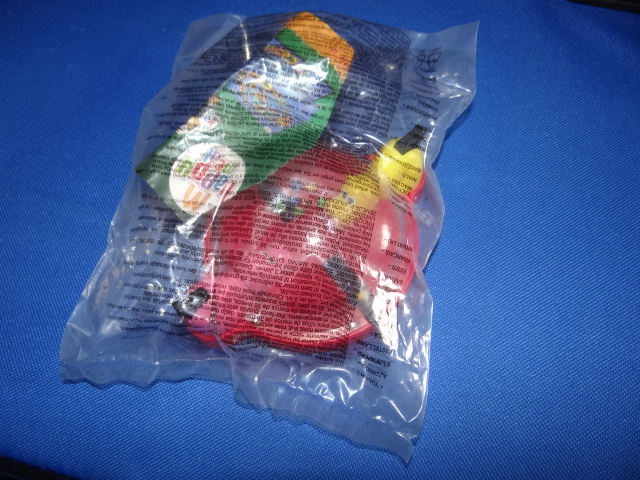 McDonalds MB Games Hungry Hungry Hippos Toy From 2009 New