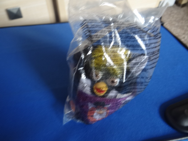 McDonalds Furby Pengo - Brown Eyes Toy From 2000 New