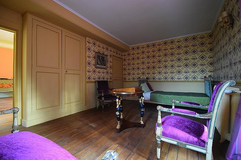 2 nuits dans la Suite Louis XVI pour 3 personnes
