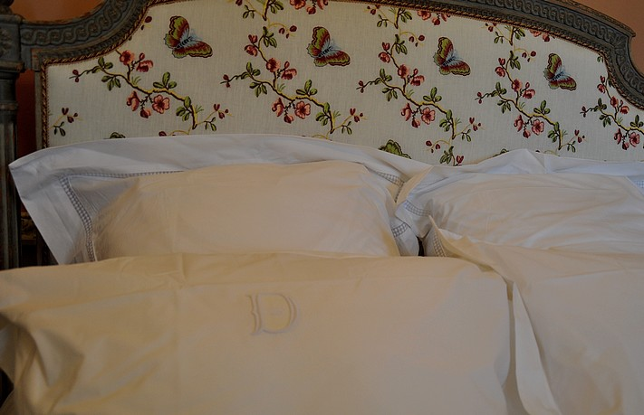 Suite Louis XVI : 1 nuit supplément 2ème lit