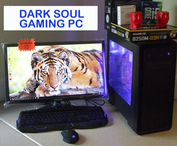 DarkSoul Gaming System