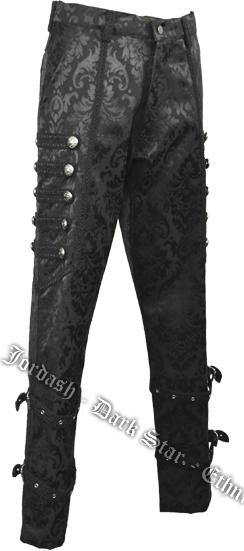 Pantalone damascato Jordash