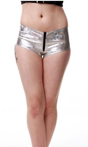 Phaze Silver Robot Hotpants (25 EUR)