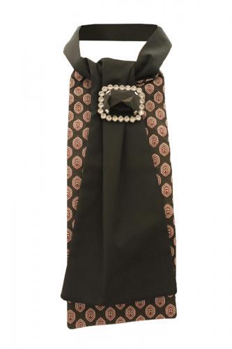 Phaze Cravatta Steampunk con gioiello