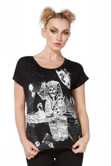 Jawbreaker T-shirt egiptian mummy