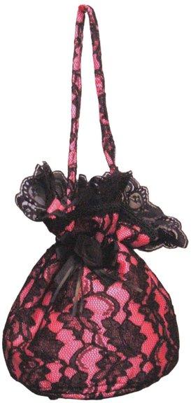 Dark Star Hand Bag Pink