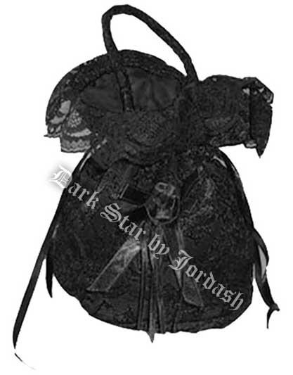 Dark Star Hand Bag Black