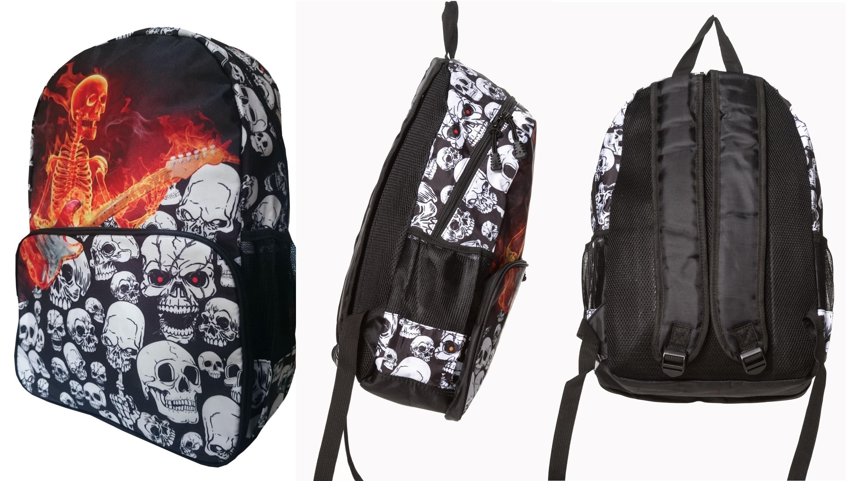 Banned Running Gun Backpack