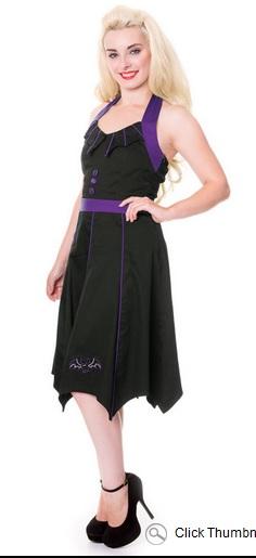 Banned Vampire Dress