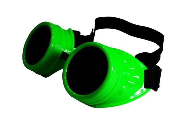 Poizen Industries goggle verde