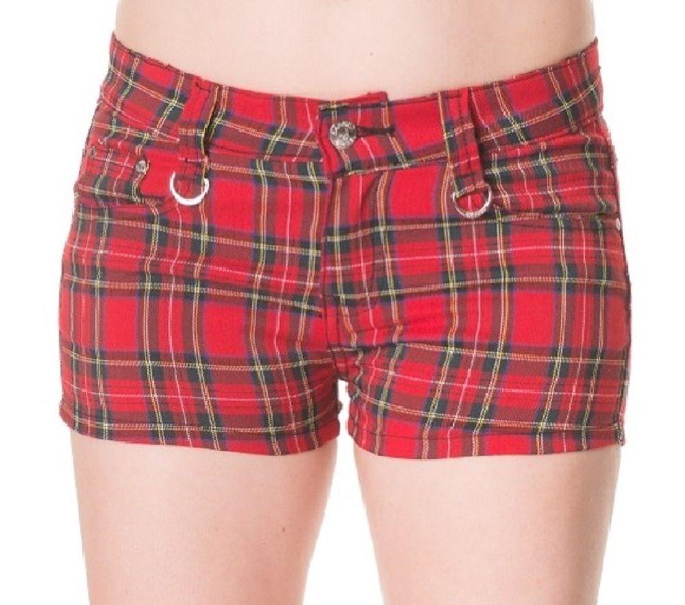 Banned Shorts scozzesi