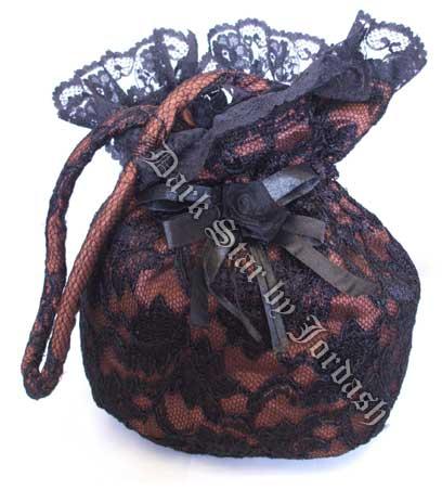 Dark Star Hand Bag Light Brown
