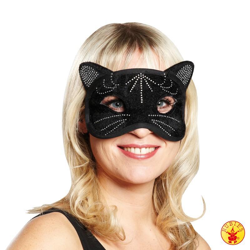 Jofrika Maschera gatto decorato