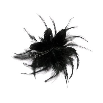 Elastico per capelli con piume vari colori____________________________________________________________________    10 EUR