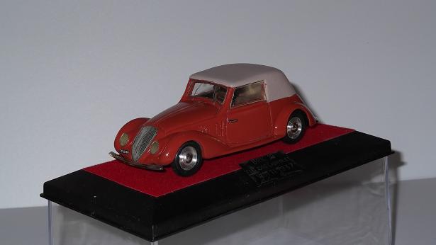 FIAT 1500 VIOTTI Cabriolet
