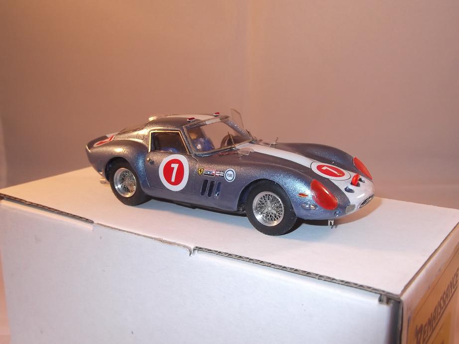 NEWS  FERRARI 250 GTO 1963
