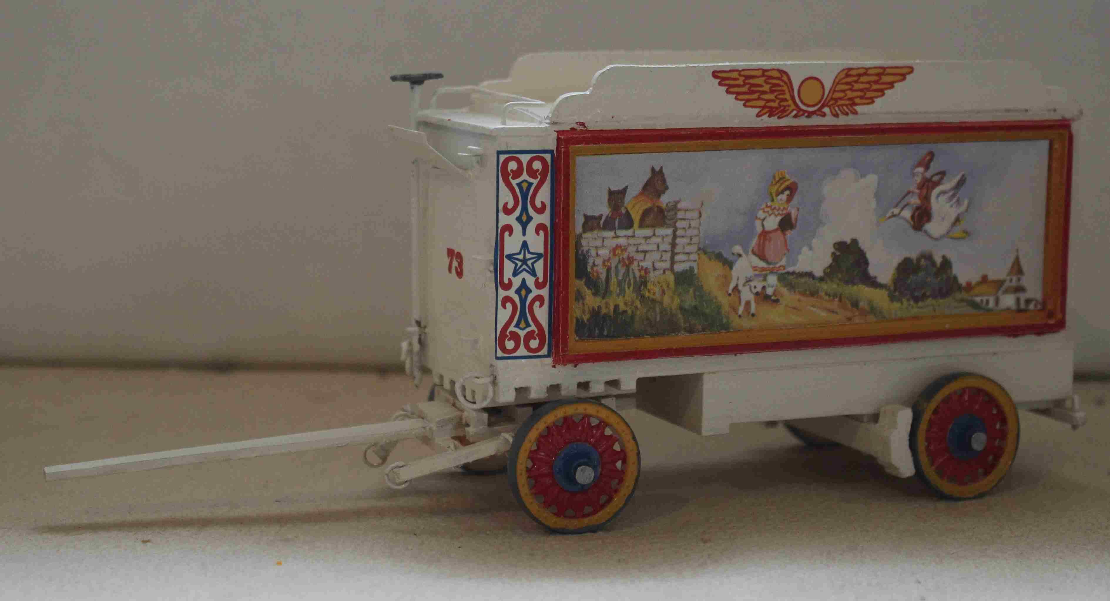 NEWS wagon goose
