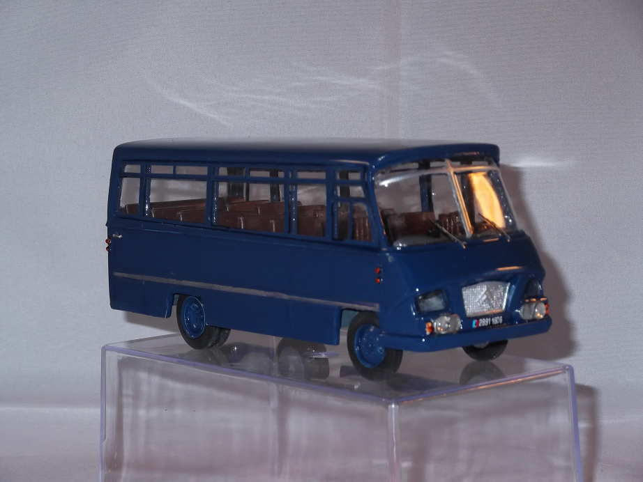 autocar citroen 350  gendarmerie