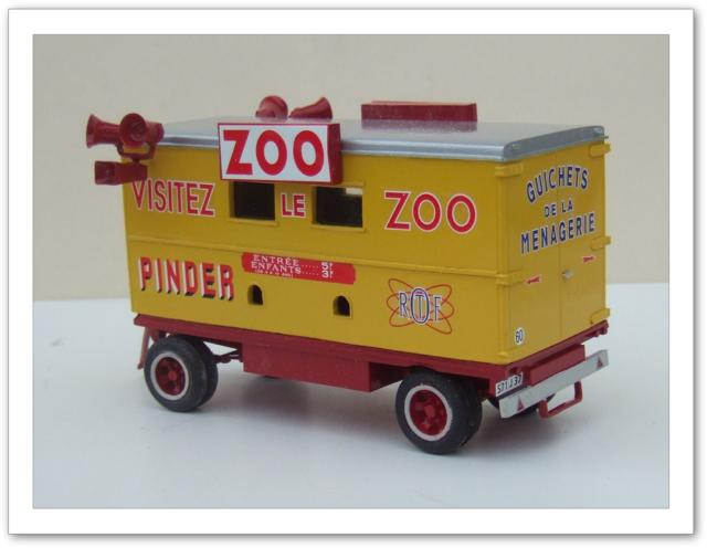 CAISSE ZOO