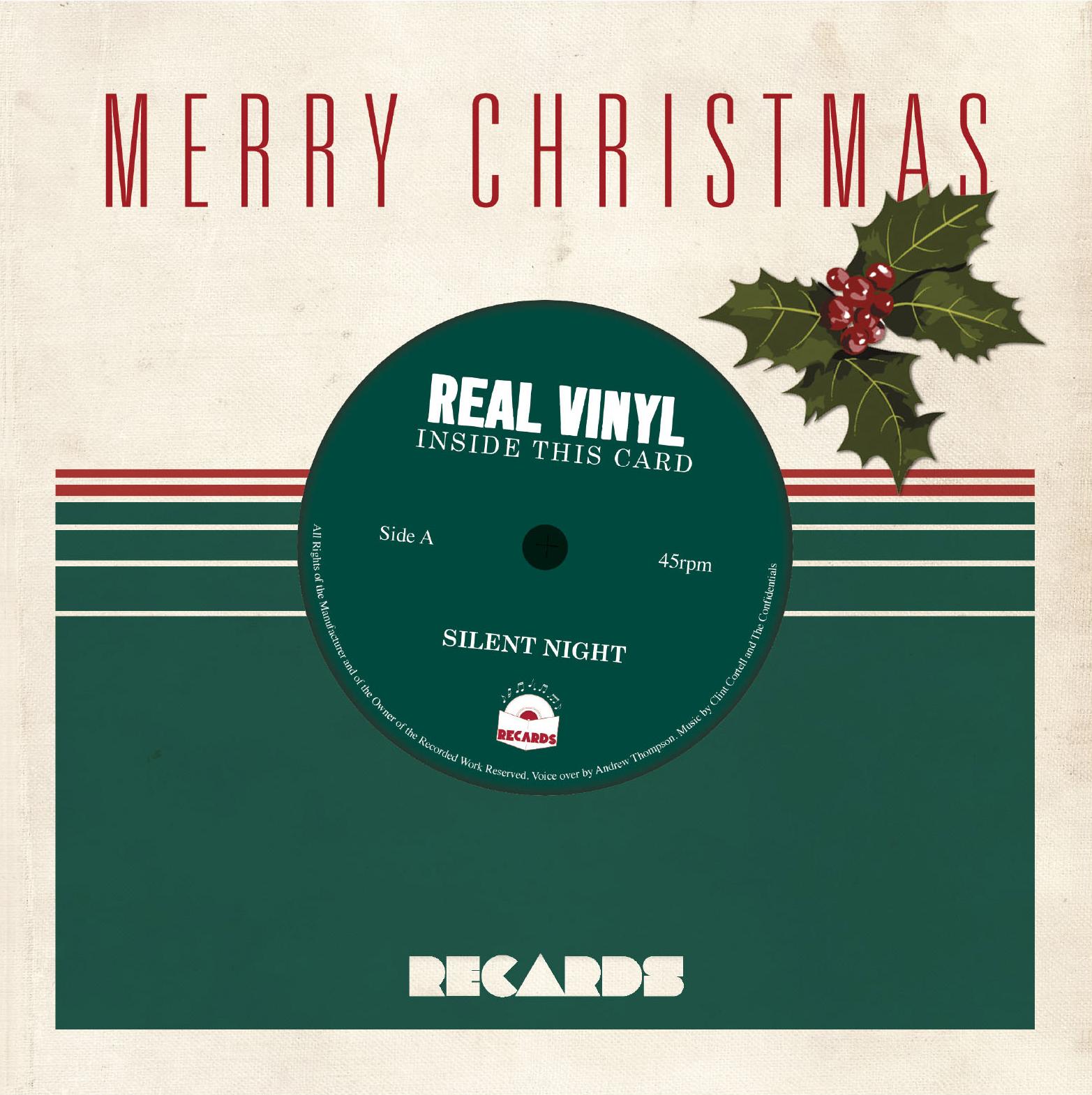 Recard - Christmas Card
