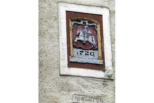 Newgate panel, Jedburgh