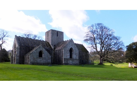 Dunglass Collegiate Church