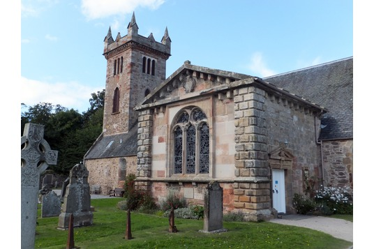 Dirleton Church, Archerfield Aisle