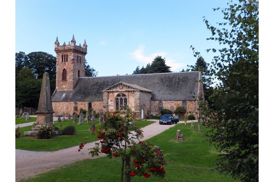 Dirleton Church
