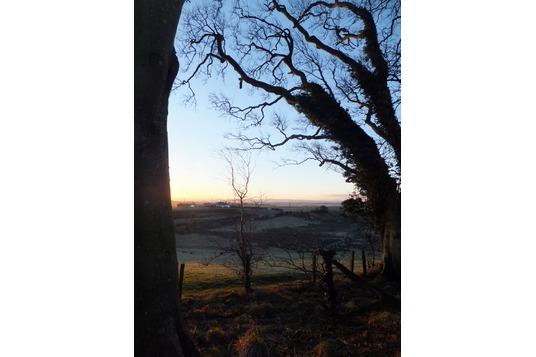 House of Craigie, sunrise