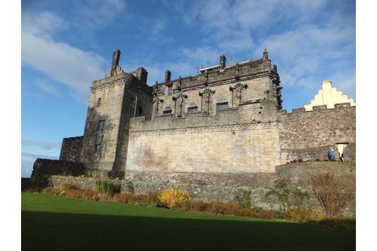 Palace, Stirling Castle