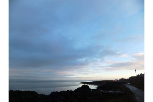 Cockenzie / Port Seton sky